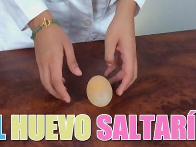 HUEVO SALTARÍN | @CELLEGRINI
