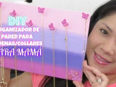 Organizador de collares por Fantasticazul