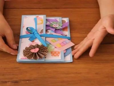 Tarjeta de cumpleaños+detalle***video petición***