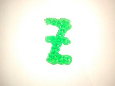 ♥ Tutorial: letra Z de gomitas (sin telar) ♥