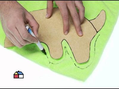 ¿Cómo hacer gorros con forma de animales?