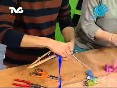 Cómo hacer Organizador de Cinturones (EC)