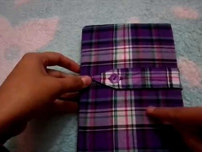Como hacer un protector para tablet o celular