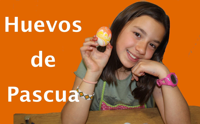 Cómo pintar huevos de Pascua con esmaltes de uñas