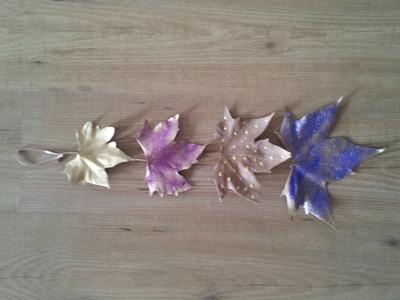 Decorar nuestro hogar con hojas secas DIY | facilisimo.com