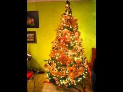 Decorar tu arbol de navidad sin gastar mucho