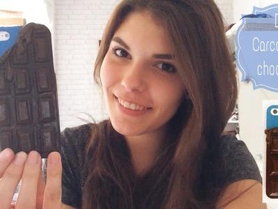 DIY - Carcasa chocolate!