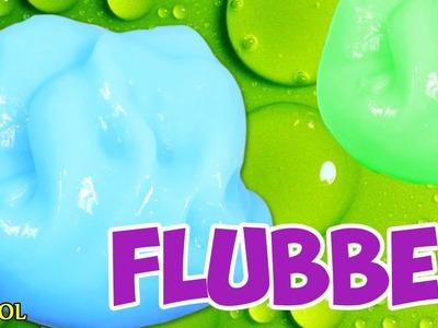 Flubber | Cómo Hacer Una Flubber Fácil | Flubber in Spanish | Manualidades Para Niños Flubber