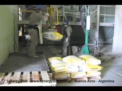 Manipulación de bolsas