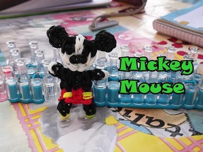 Mickey mouse con telar
