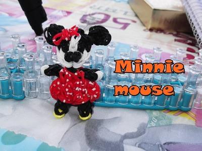 Minnie mouse con telar y saludos