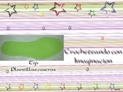 Tip: Plantillas caseras