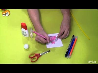 Tutorial para hacer un muñeco casero con la librería 'De Cuento'- Juntines.com