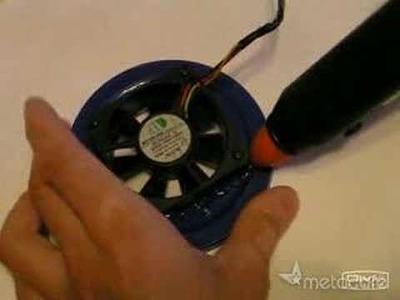 Aire acondicionado USB
