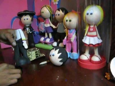 Como+hacer+fofuchas+paso+a+paso+artfoamicol+fabrica+manualidades+colombianas+muñecas3d