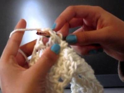Como hacer un gorro tejido con gancho