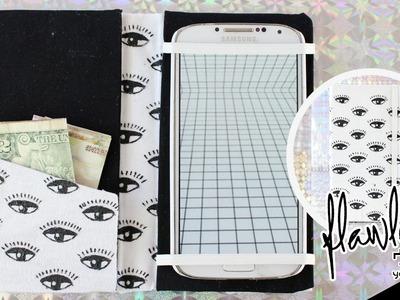 DIY: Funda Para Celular | Cellphone Case