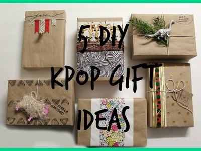 DIY Kpop Gift Guide | Regalos Para Fans De Kpop
