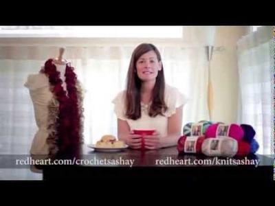 Estambre de red, Sashay de Red Heart Boutique