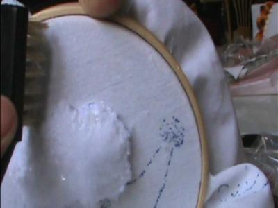 Haremos  arte  esponjoso  artesanal  aguja  magica marimur  156