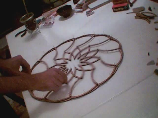 Modelo de anillos Hoberman incompleto