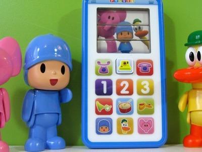 Pocoyo My First Smart Phone Bandai - Juguetes de Pocoyo