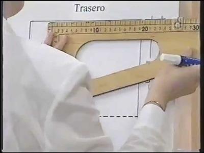 Puntos y Puntadas 75. Molde Pantalón Jogging para niños. Liliana Villordo.