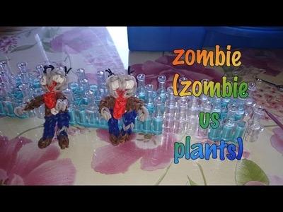 ZOMBIE  de zombie vs plants con telar