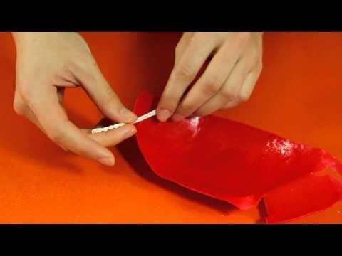4 Formas de hacer velas de emergencia. 4 ways to make emergency candles