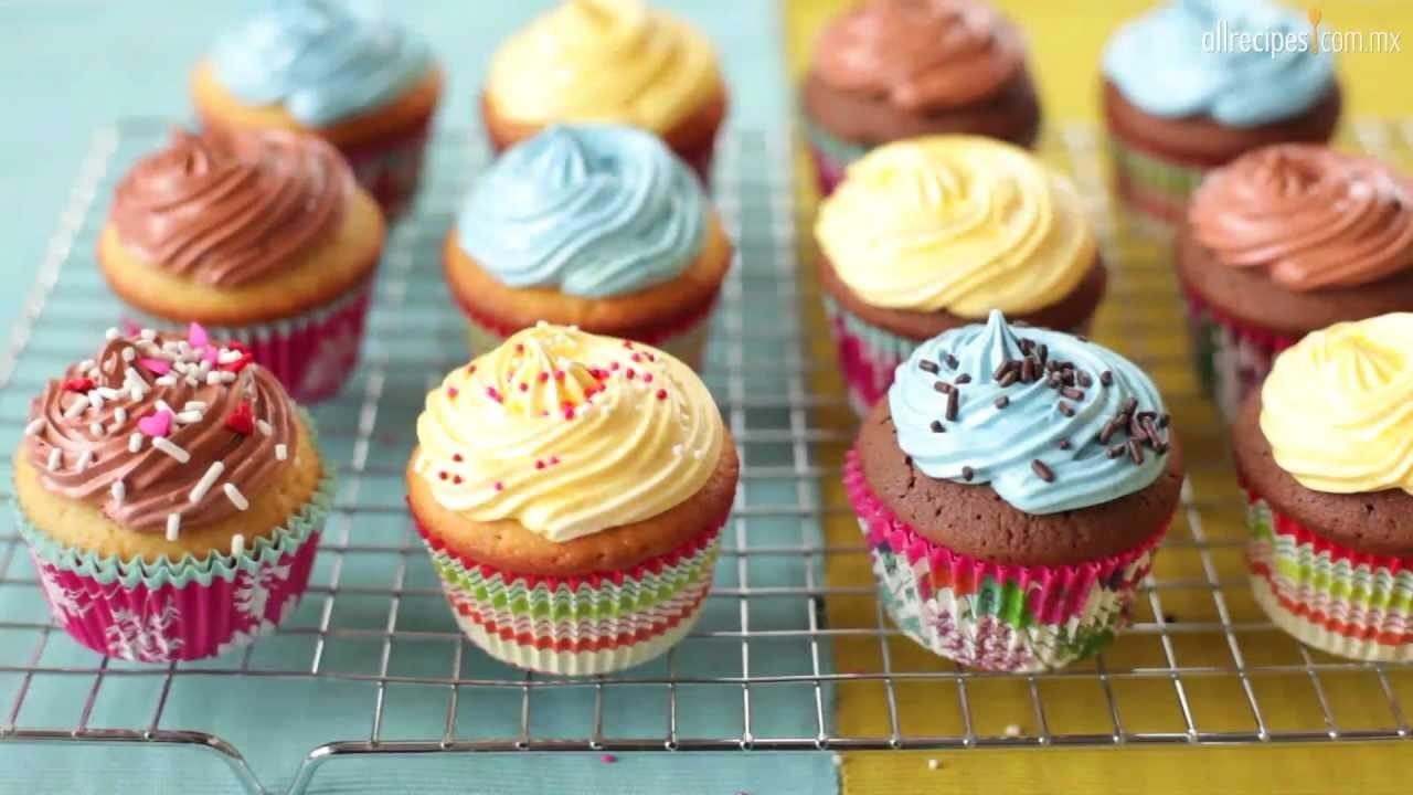 Cómo hacer cupcakes fáciles