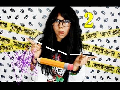 Crimix2 02 - ¿Cuanto te mide.  la letra? | Grafología