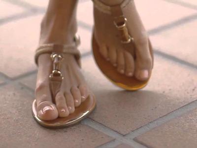 Las Sandalias planas más estilosas y Cómodas