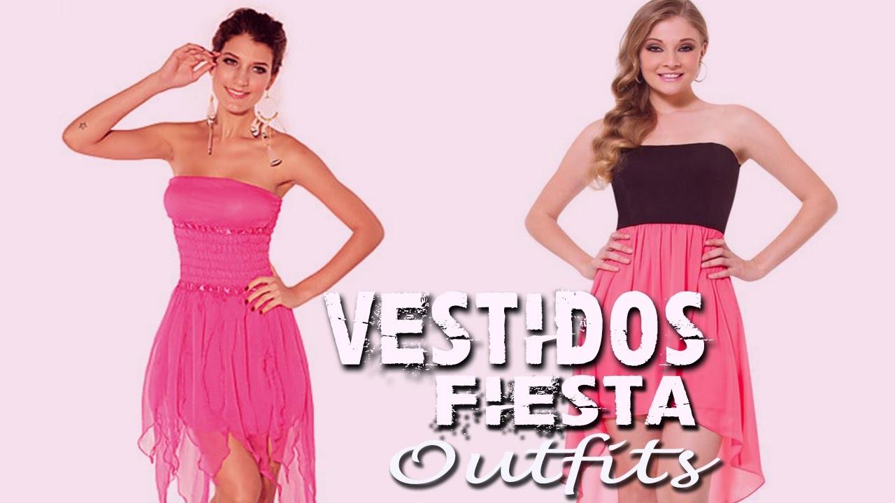 Outfits - Vestidos De Noche Fiesta y Gala Mujer