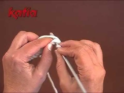 Punto enano · Slip stitch · Maille serrée
