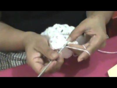 Tutorial - Abrigo tejido para bebé [Parte 4] ¡Especial 1k Subs!