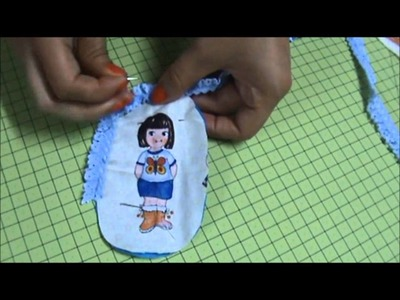 Tutorial para customizar capazo infantil