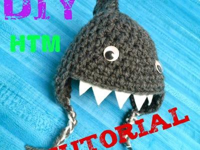 Gorrito Sharky: Accesorio para Mascotas!!!