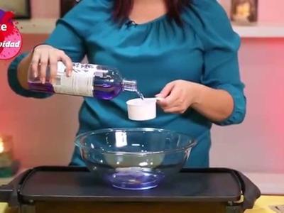 HazloTuMisma: Popurrí de gelatina hecho en casa - Arte y Creatividad