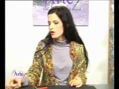 Hilados LHO en ARTEZ TV. Técnica de horquilla.