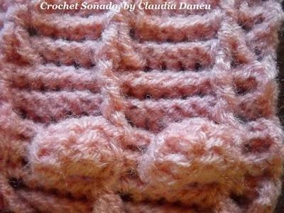 Crochet Jersey Stitch : Crochet, Como Hacer un LLavero Tejido al Crochet - Hogar Tv por Juan ...