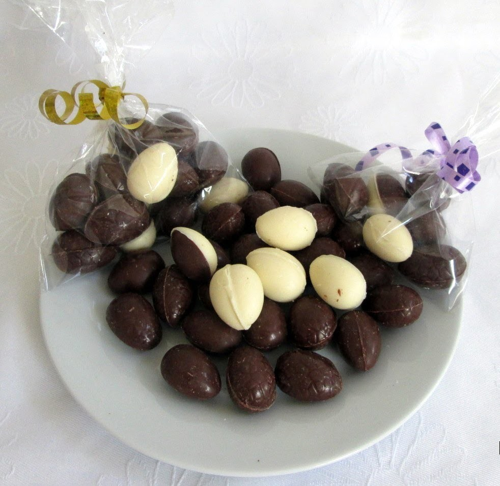 Receta: Como Hacer Huevos De Chocolate Caseros (Pascua) - Silvana Cocina Y Manualidades