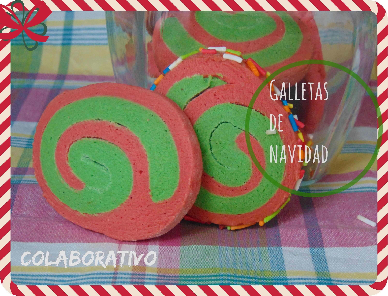 CHRISTMAS COOKIES - galletas de navidad COLABORATIVO.