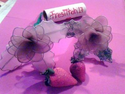 Como Hacer Una Flor Con Alambre De Aluminio En Español