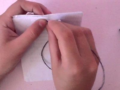 Manualidades: cómo hacer una libreta - manualidades útiles