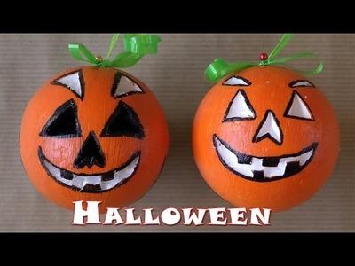Manualidades para Halloween - Calabazas - Manualidades para todos