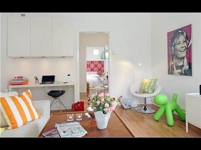 Mejores diseños de apartamentos pequeños