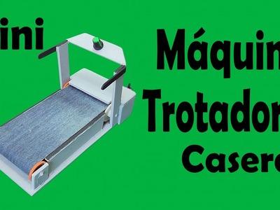 Proyectos - Máquina Trotadora Casera (muy fácil de hacer)
