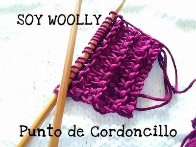 Punto de Cordoncillo Clase 73 Soy Woolly