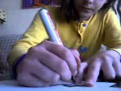 Como hacer un diario para tu muñeca monster high