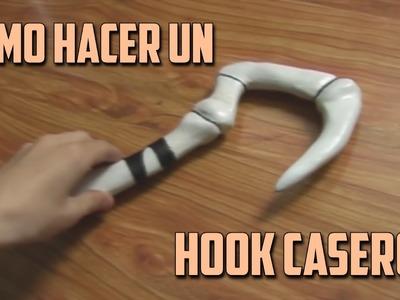 COMO HACER UN HOOK CASERO !! MANUALIDAD DOTERA